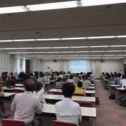 京都府理学療法士会主催 京都府民公開講座でロコモの講演をさせて頂きました。