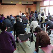 2月14日新宿区地域交流館でロコモ予防講座を開催しました