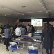 野田市福田女性会講演『ロコモって知っていますか?』健康寿命を延ばすカギ