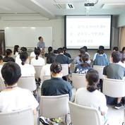 千葉大学でロコモ度テストを行いました